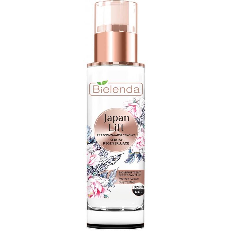 Bielenda Japan Lift Anti Wrinkle Regenerating Face Serum