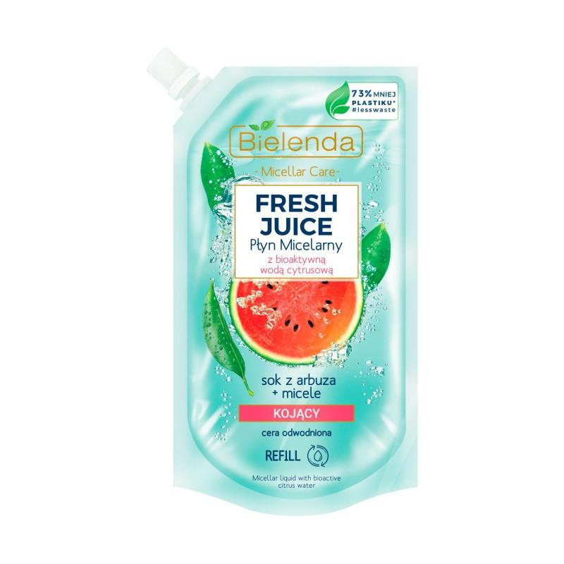 Bielenda Fresh Juice Micellar Liquid Watermelon
