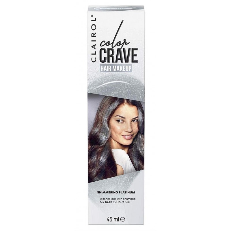 Clairol Color Crave Shimmering Platinum