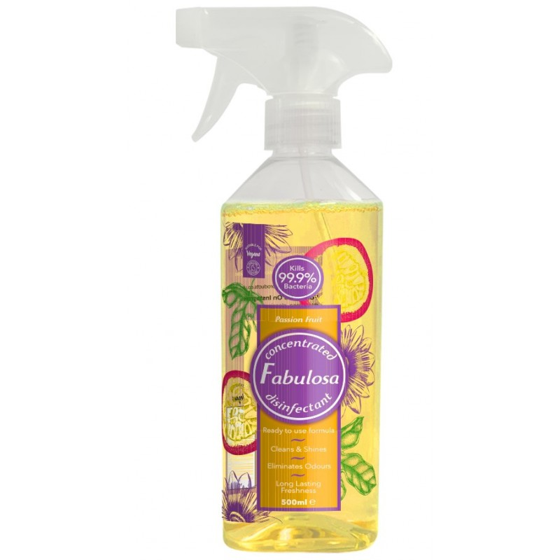 Fabulosa Concentrated Disinfectant Spray Passion Fruit