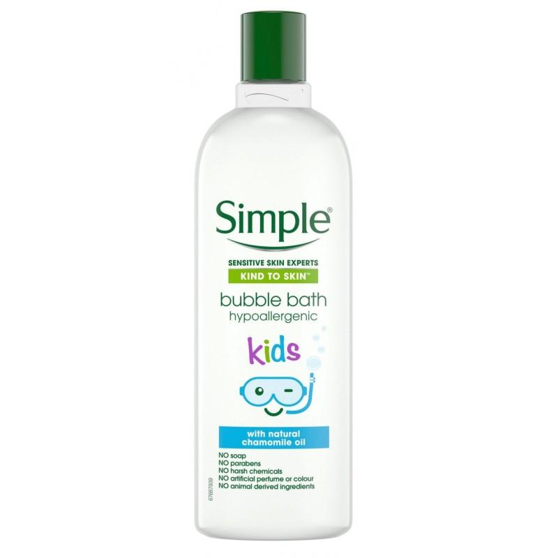 Simple Kids Bubble Bath