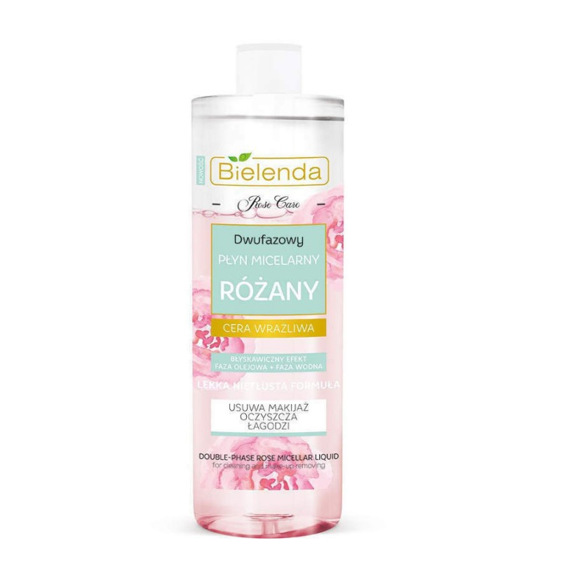 Bielenda Rose Care Double-Phase Make-Up Remover