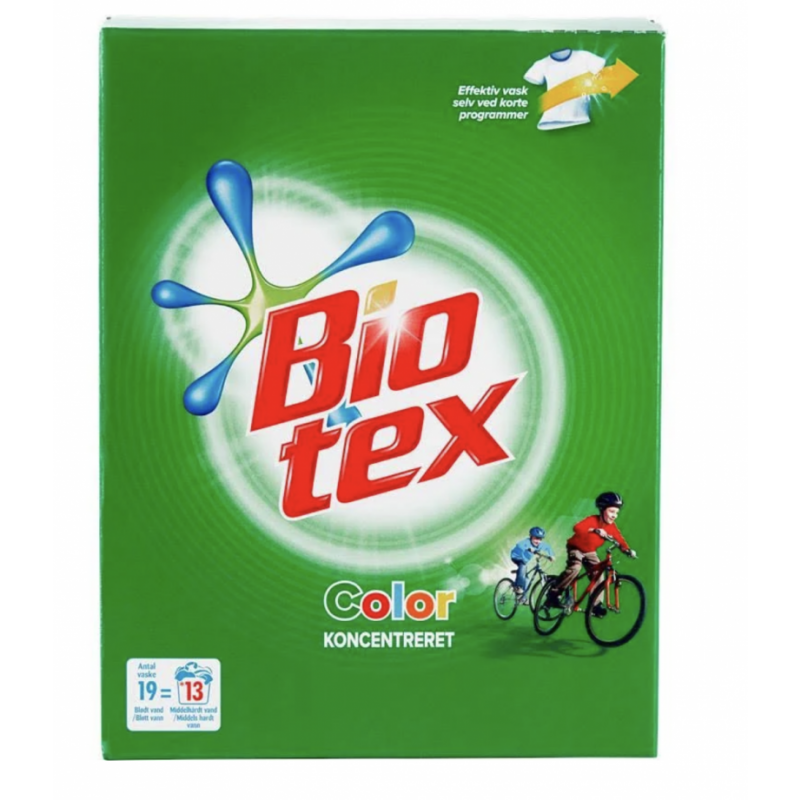 Biotex Koncentreret Color