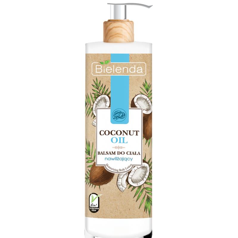 Bielenda Bielenda Coconut Oil Moisturizing Body Lotion 400 ml