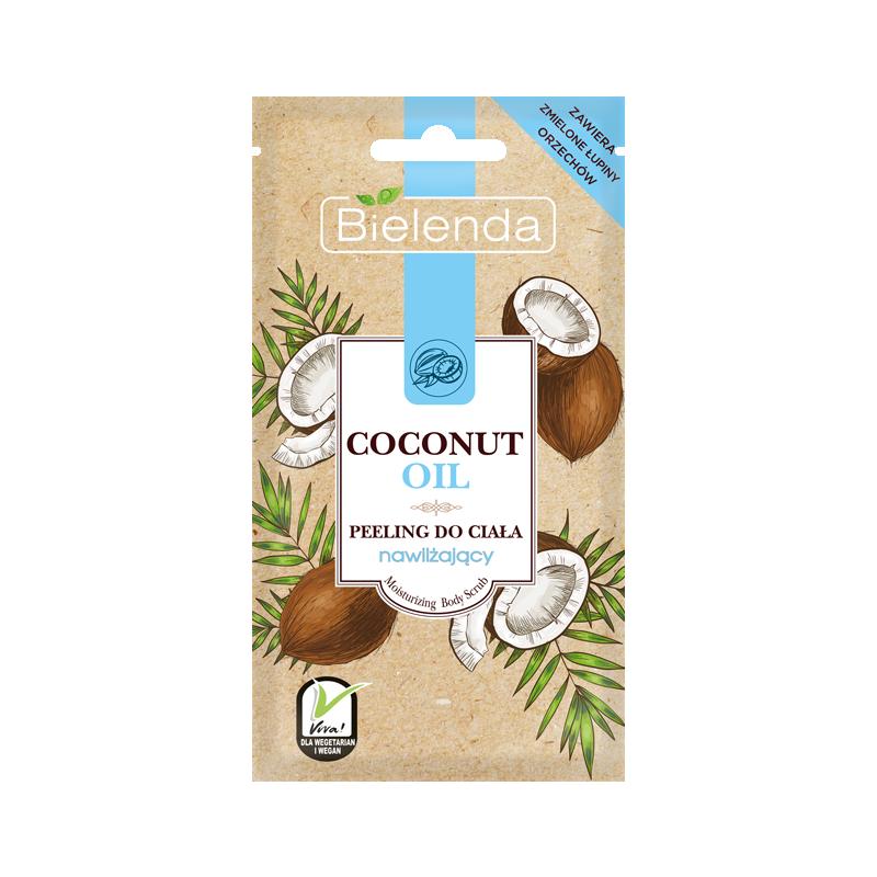 Bielenda Coconut Oil Moisturizing Body Scrub