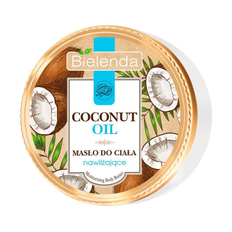 Bielenda Bielenda Coconut Oil Moisturizing Body Butter 250 ml