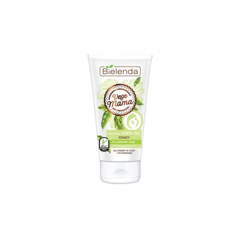Bielenda Vege Mama Vegan Cream-Gel To Soothe Heavy Legs