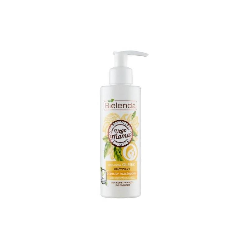 Bielenda Bielenda Vege Mama Vegan Nourishing Body Oil Against Stretchmarks 200 ml