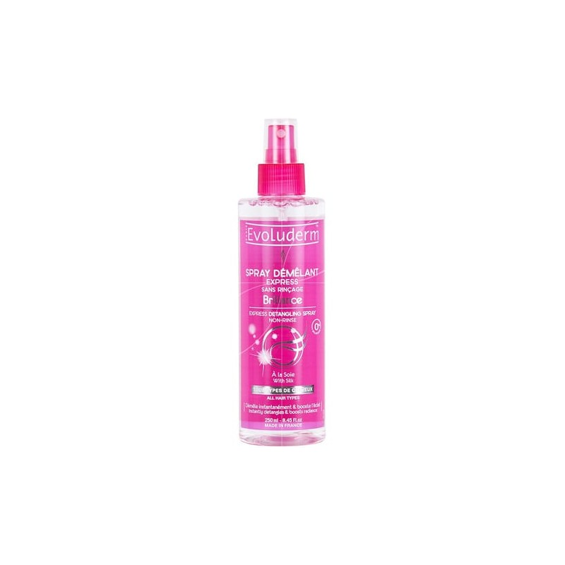 Evoluderm Brilliance Espress Detangling Spray