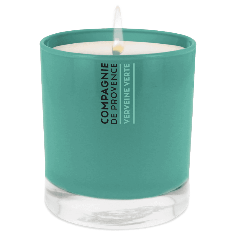 Compagnie De Provence  Maison Scented Candle Green Verbena