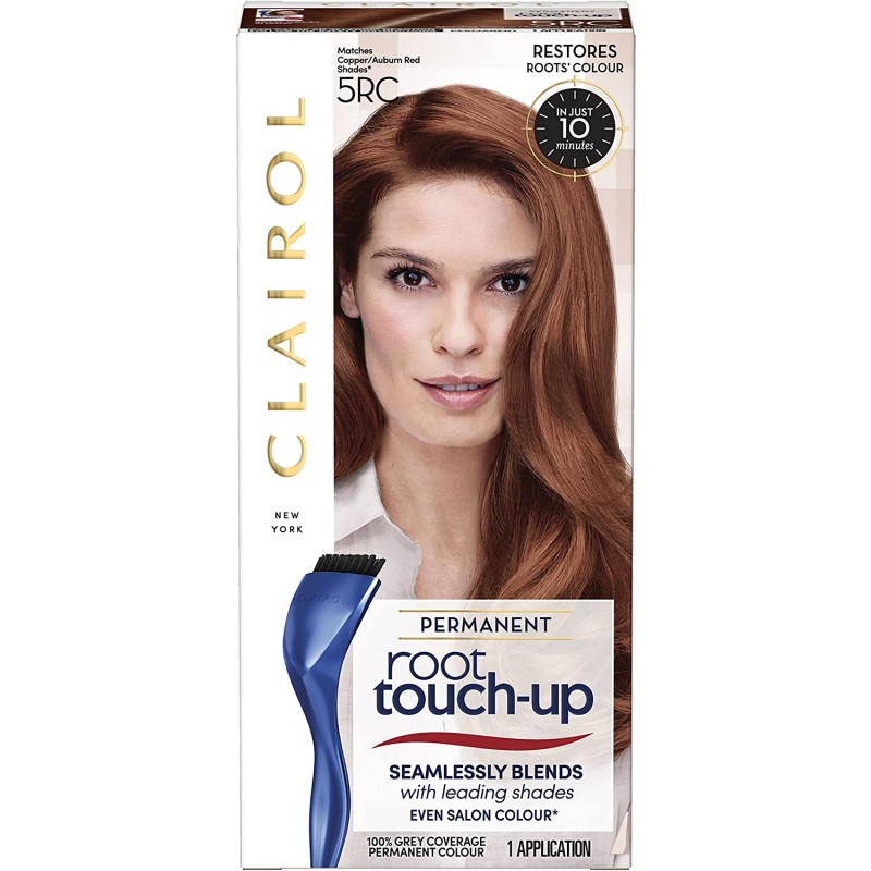 Clairol Root Touch Up 5RC Copper Auburn Red
