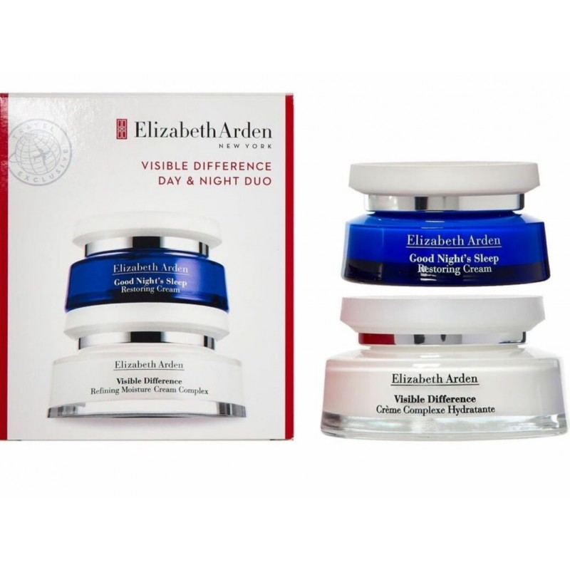 Elizabeth Arden Visible Difference Day & Night Duo