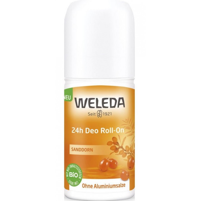 Weleda Sea Buckthorn 24h Deo Roll On