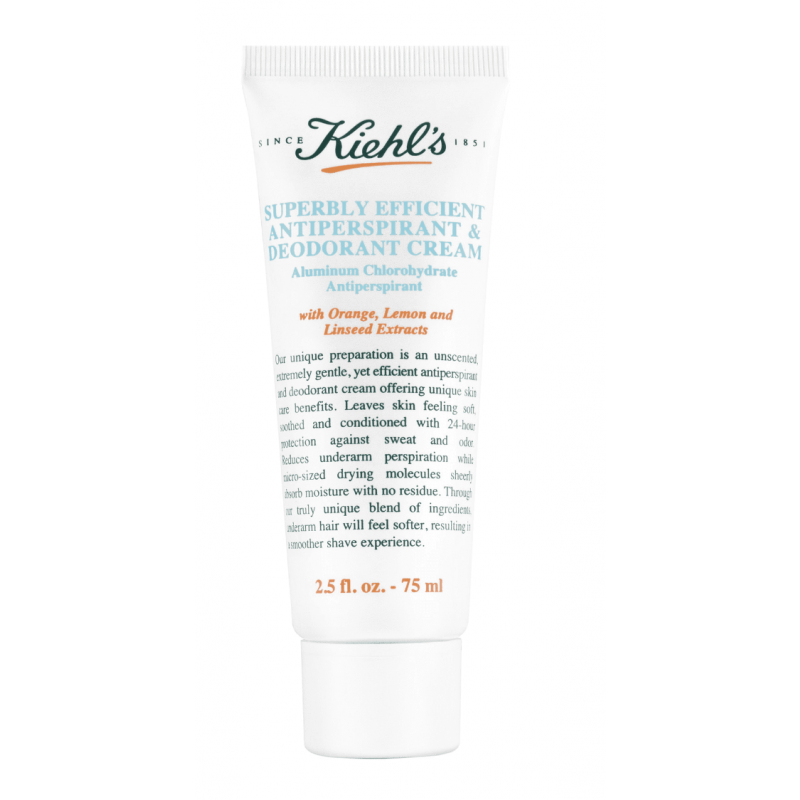 Kiehl's Superbly Efficient Anti-Perspirant & Deo Cream