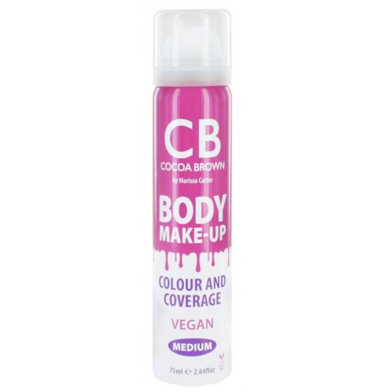 Cocoa Brown Body Make-Up Vegan Colour & Coverage Medium