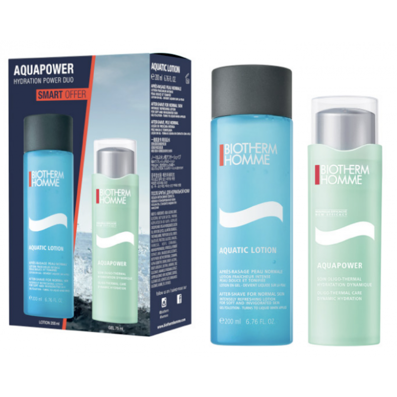 Biotherm Aquapower Hydration Power Duo