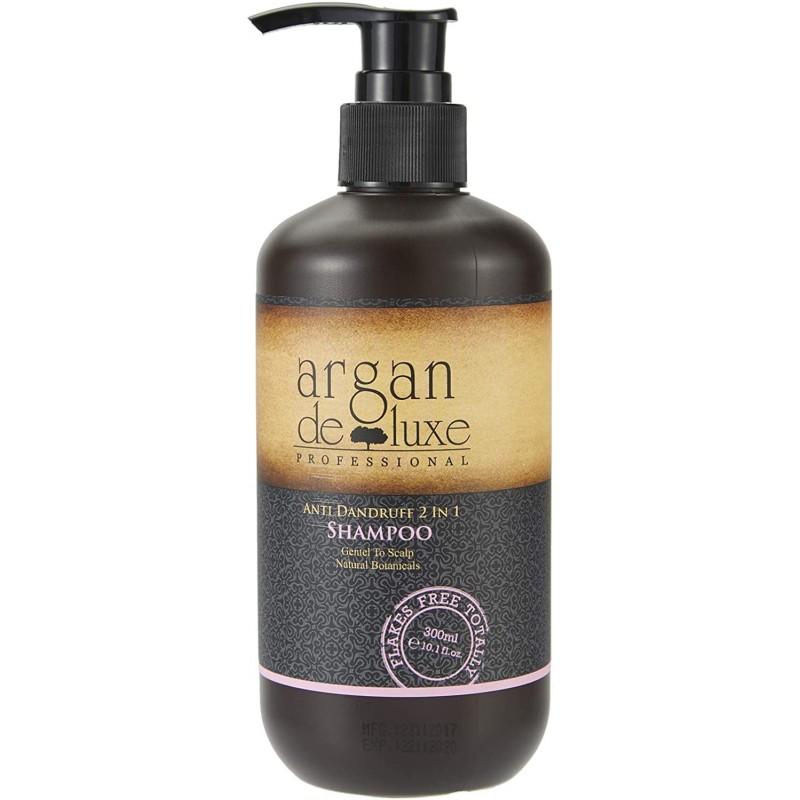 Argan De Luxe Anti-Dandruff 2in1 Shampoo