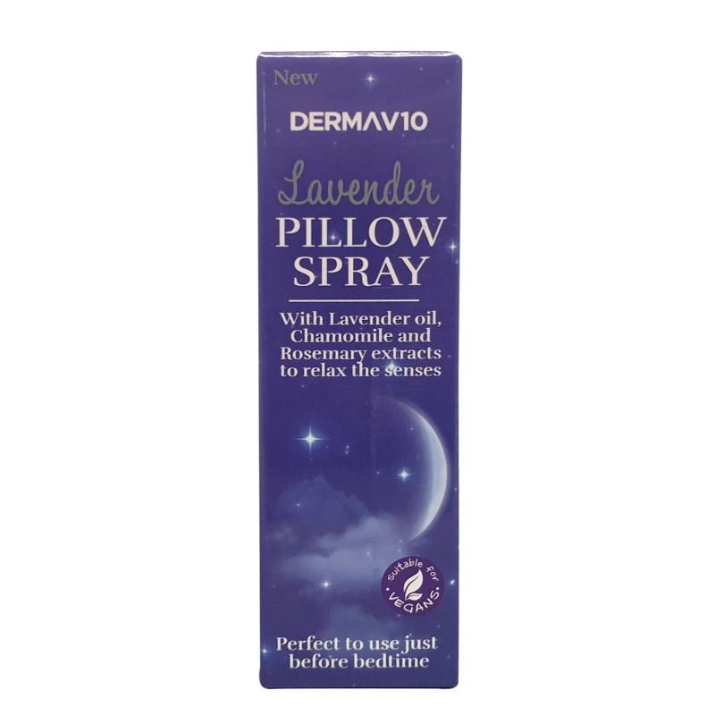 DermaV10 Lavender Pillow Spray