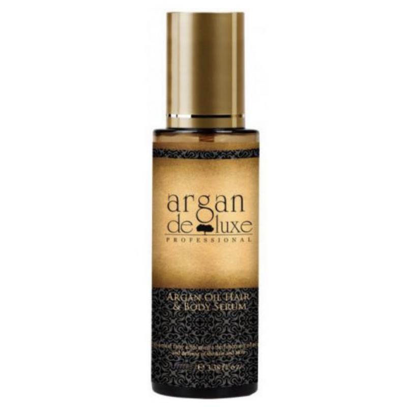 Argan De Luxe Argan Oil Hair & Body Serum
