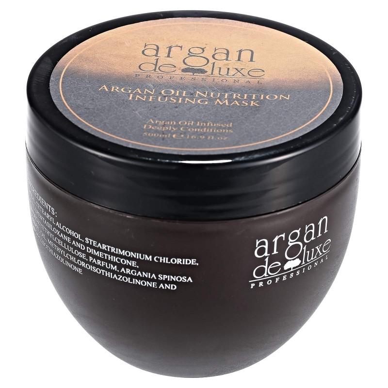 Argan De Luxe Argan Oil Nutrition Infusing Mask