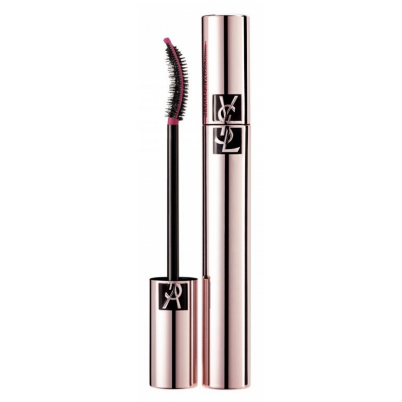 Yves Saint Laurent Volume Effet Faux Cils The Curler Mascara Rebellious Black