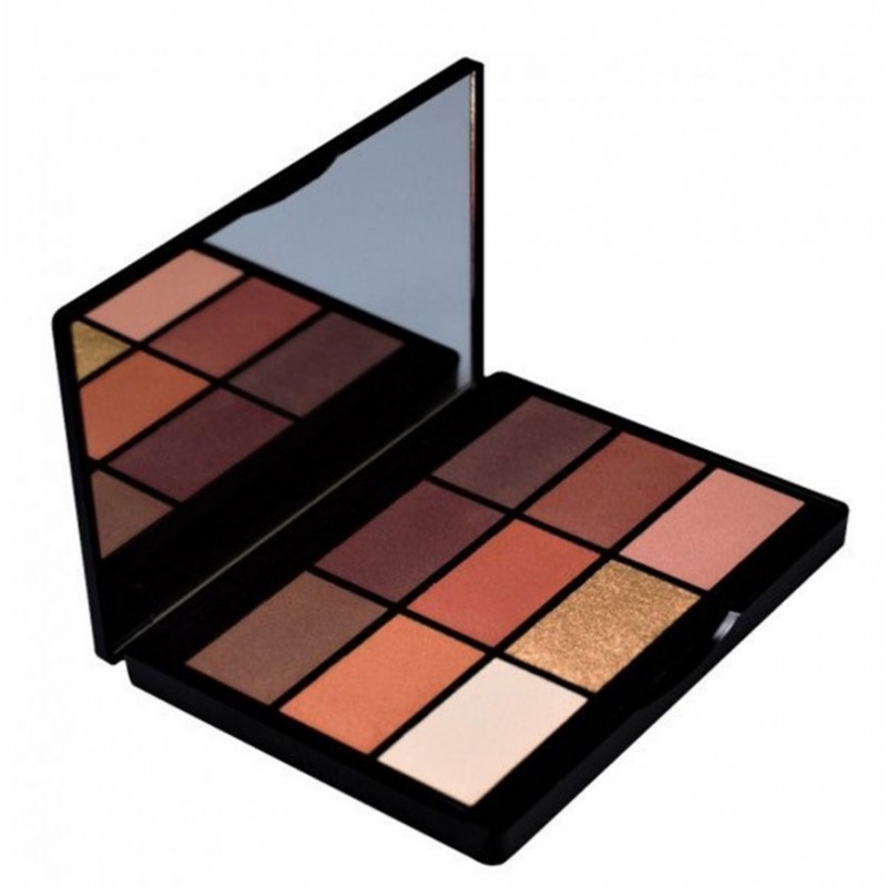 GOSH 9 Shades Eyeshadow Palette 006 To Rock Down Under