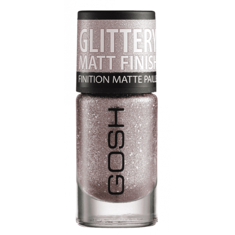 GOSH Frosted Nail Lacquer 05 Frosted Rose