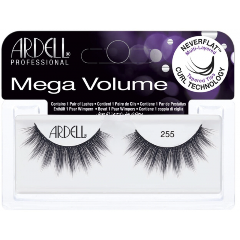 Ardell Mega Volume Lashes 255 Black