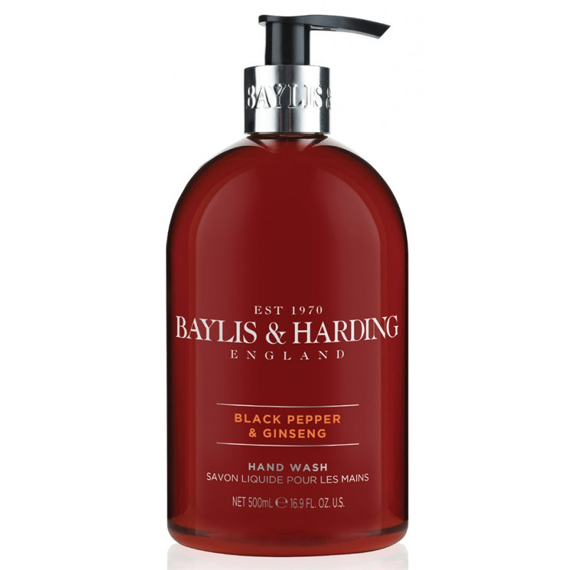 Baylis & Harding Black Pepper & Ginseng Hand Wash