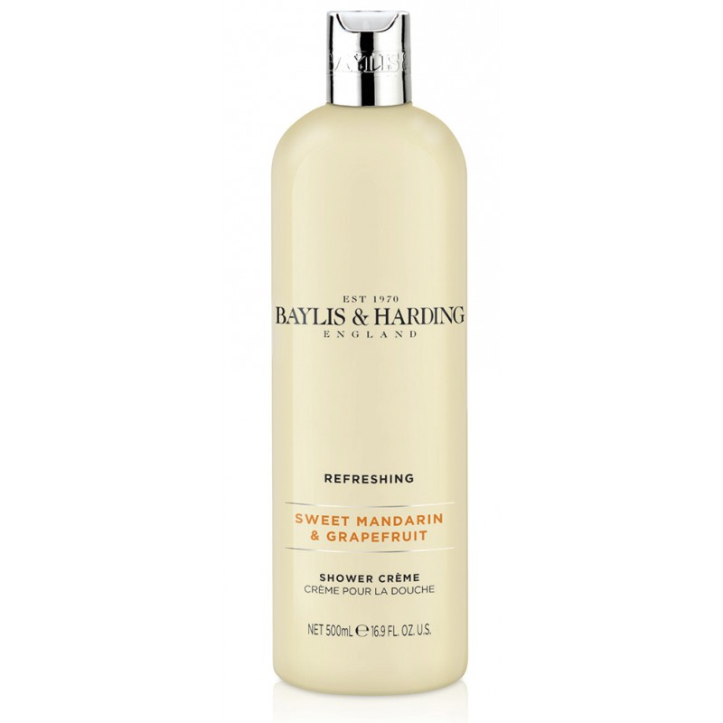 Baylis & Harding Sweet Mandarin & Grapefruit Shower Creme