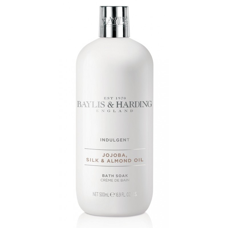 Baylis & Harding Jojoba, Silk & Almond Oil Bath Soak