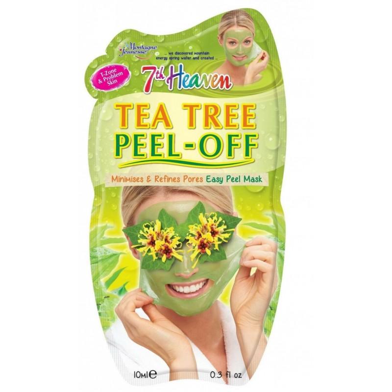 Montagne Jeunesse Peel Off Mask Tea Tree
