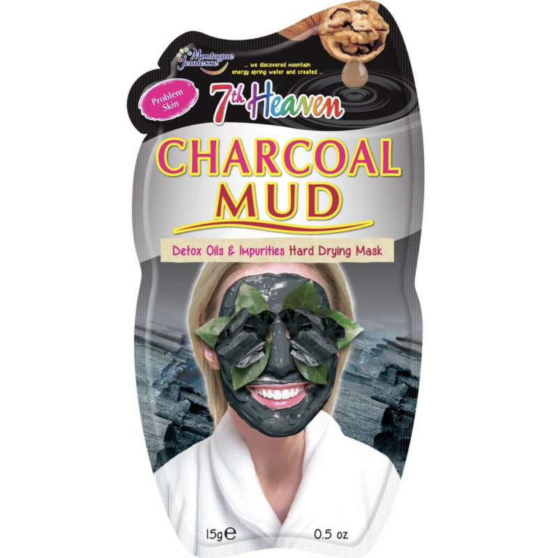 Montagne Jeunesse Charcoal Mud Mask