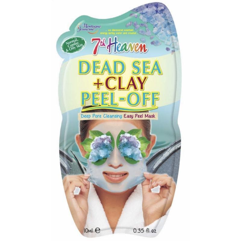 Montagne Jeunesse Dead Sea & Clay Peel Off