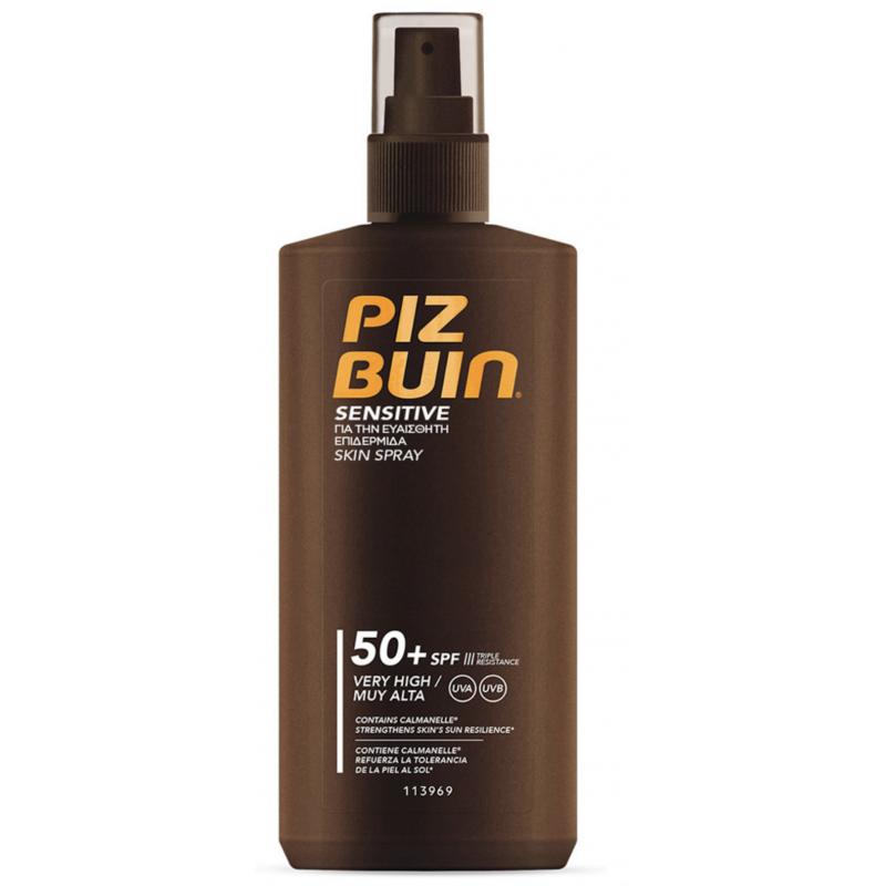 Piz Buin Allergy Spray Sun-Sensitive Skin SPF50+