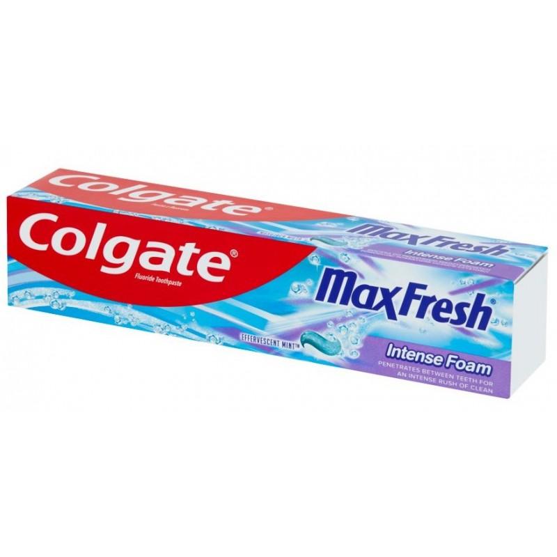 Colgate Max Fresh Intense Foam