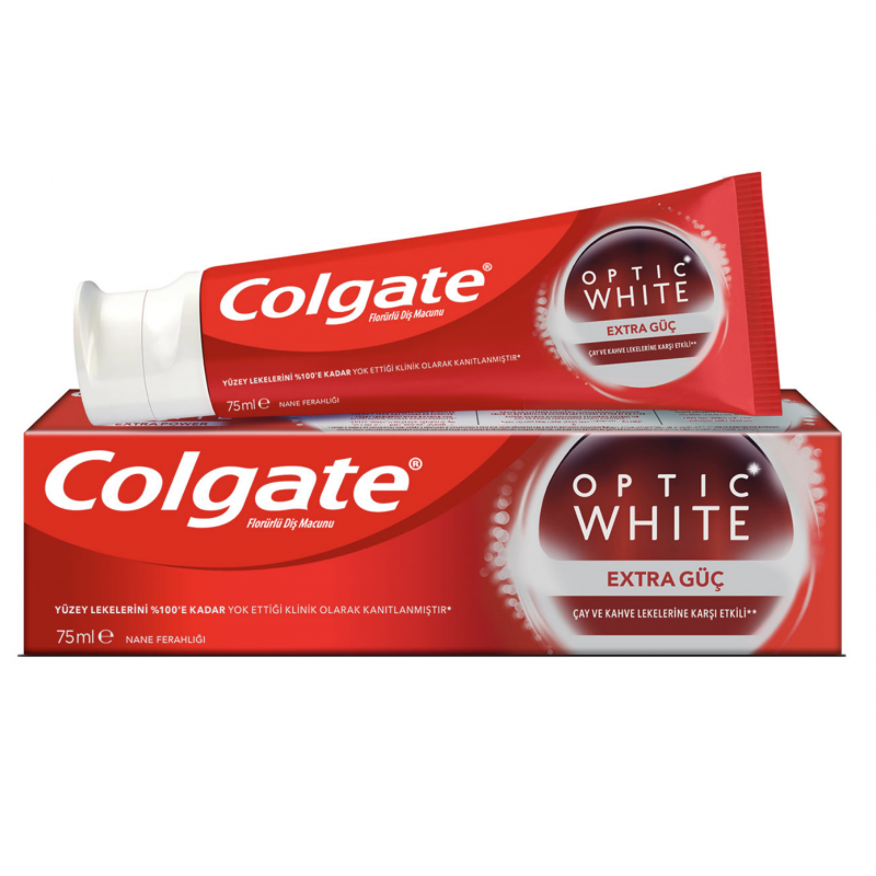 Colgate Optic White Extra Toothpaste
