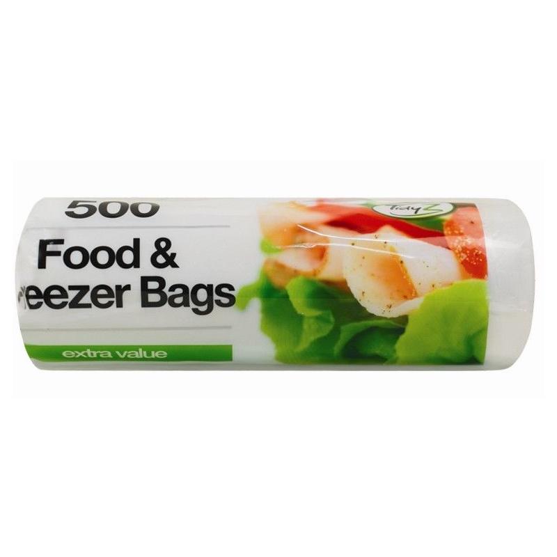 TidyZ Food & Freezer Bags