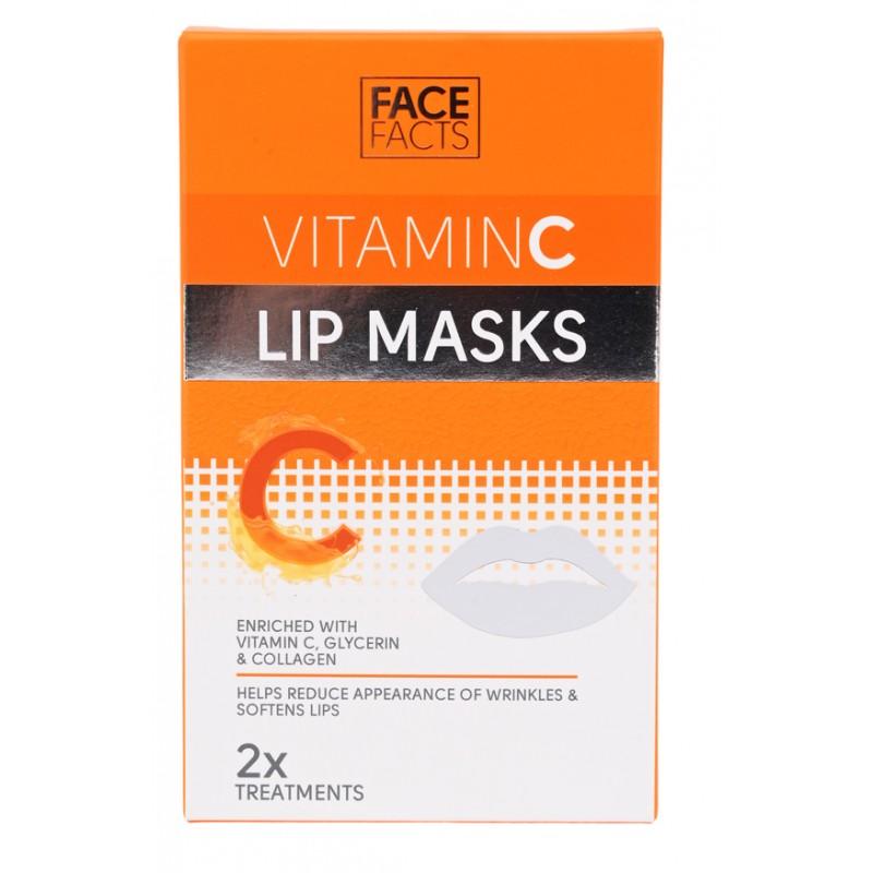 Face Facts Vitamin C Lip Masks