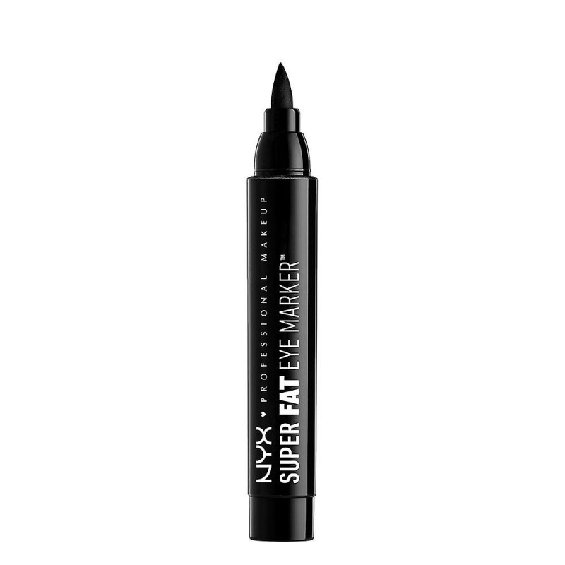 NYX Super Fat Eye Marker Black