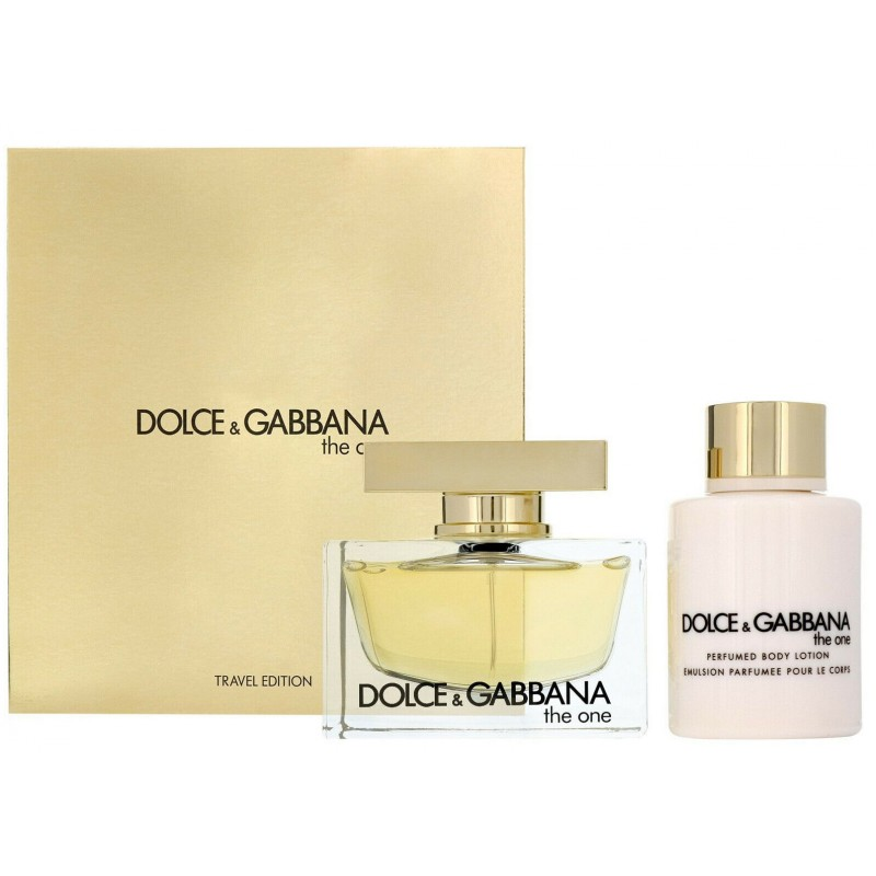 Dolce & Gabbana The One EDP & Body Lotion