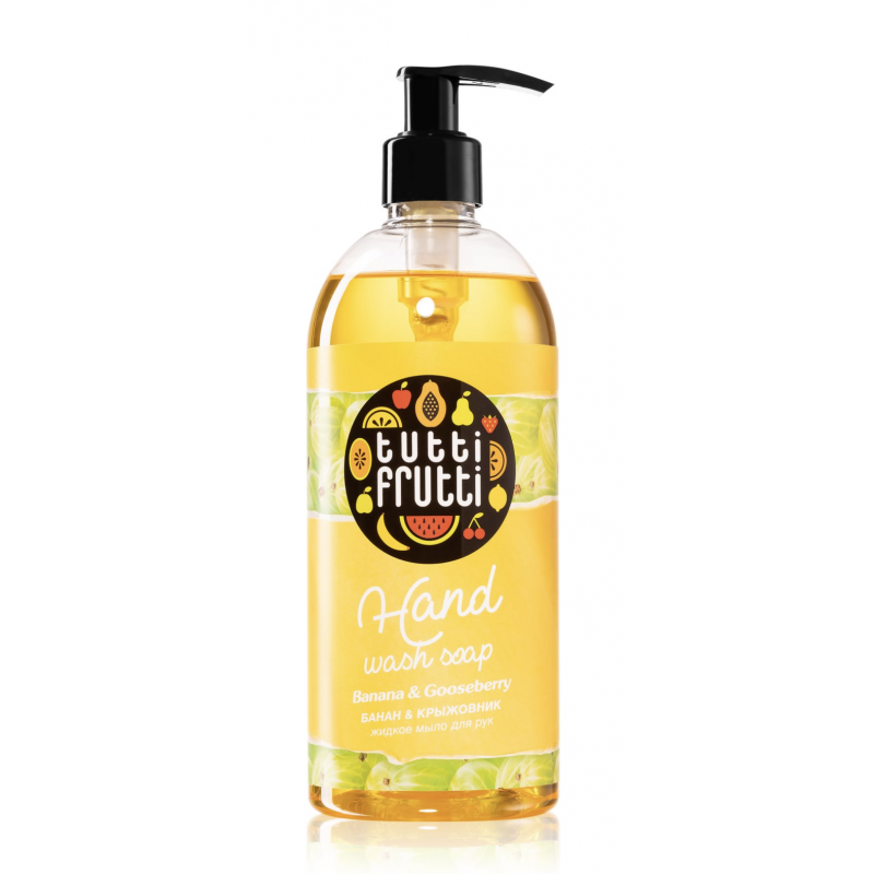 Tutti Frutti Banana & Gooseberry Hand Wash Soap