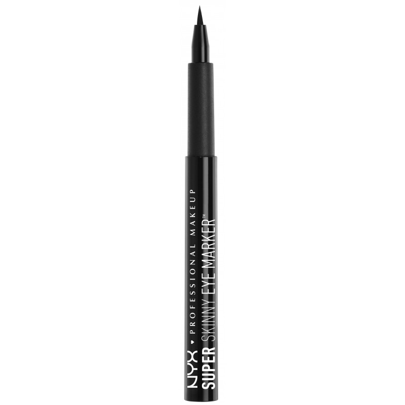 NYX Super Skinny Eye Marker Carbon Black