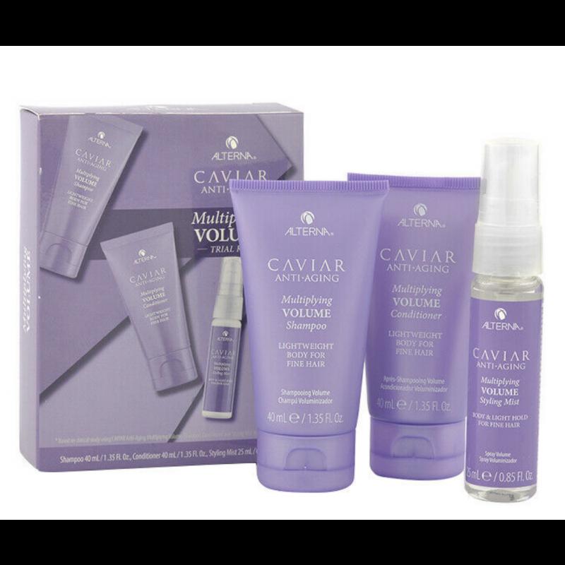 Alterna Caviar Multiplying Volume Trial Kit