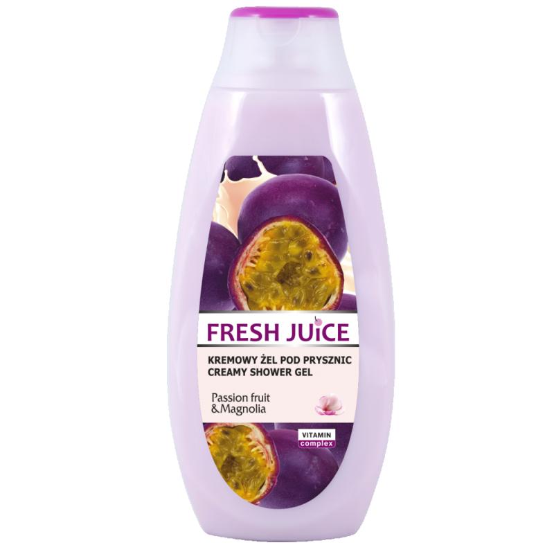 Fresh Juice Passion Fruit & Magnolia Shower Gel