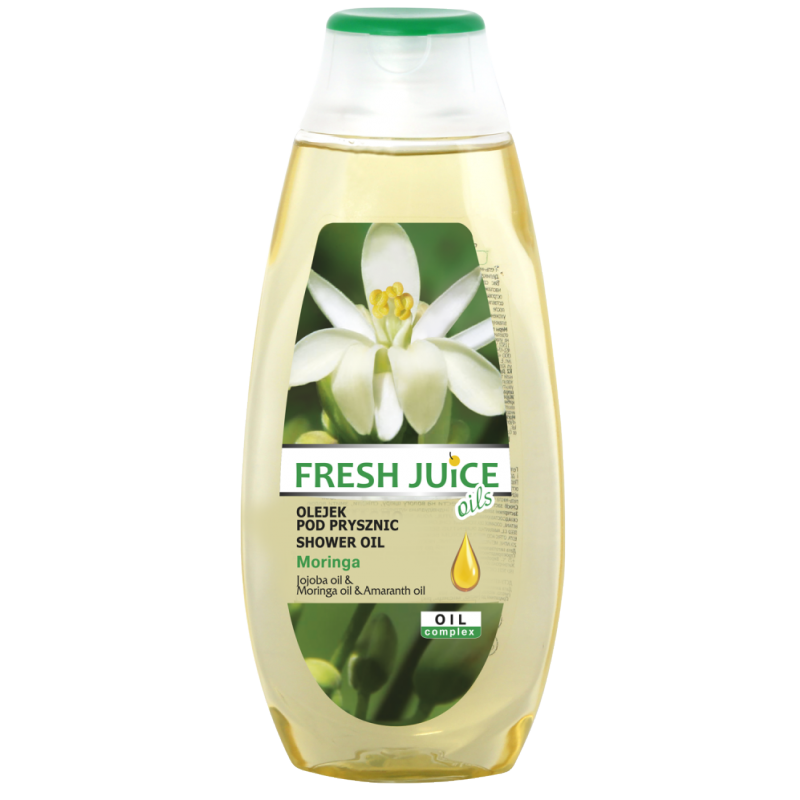 Fresh Juice Moringa & Amaranth Shower Oil