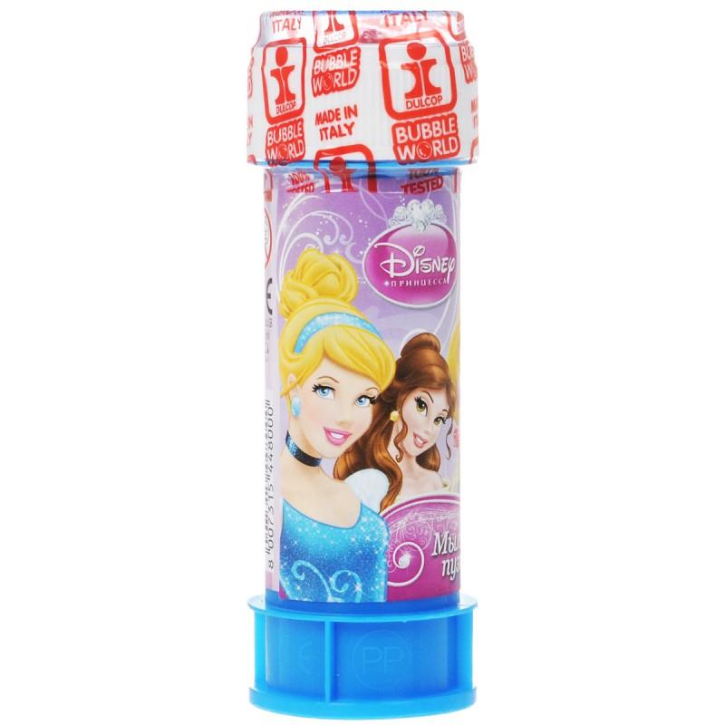 Disney Princess Soap Bubbles