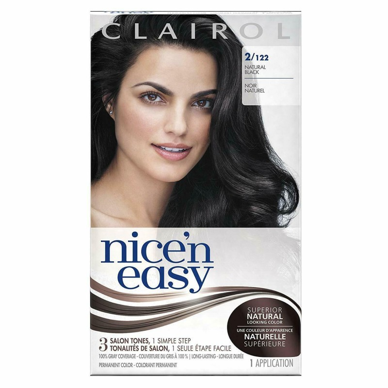 Clairol Nice 'n' Easy 2 Natural Black