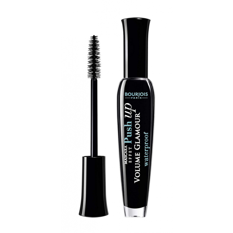Bourjois Volume Glamour Push Up Waterproof Mascara Black