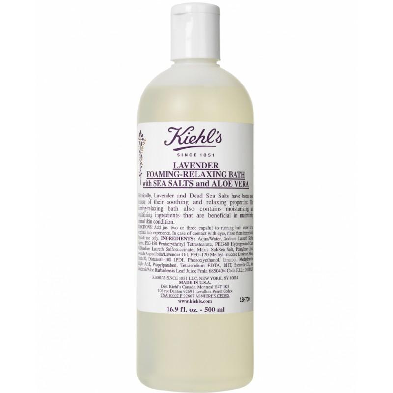 Kiehl's Lavender Foaming Relaxing Bath